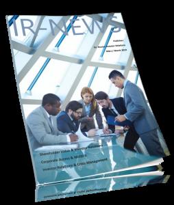 IR-Kundenmagazin Q1-2019