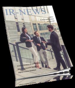 IR-Kundenmagazin Q2-2019