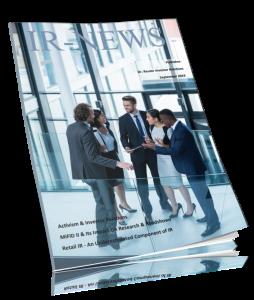 IR-Kundenmagazin Q3-2019
