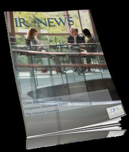 IR-Kundenmagazin Q1-2020